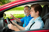 Driver Instructor and In-Class Instructor