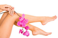 10% off Waxing ! Brazallian