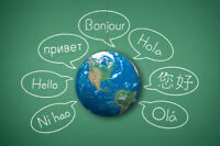Learn Spanish, Portuguese, English or French Language Exchange