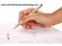 Hampshire and Southampton Proofreading Service: University, student, academic and business