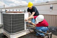 Furnace & A/C installs and repairs. Custom Duct Work
