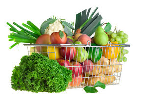 Free Produce for anyone in Financial Need