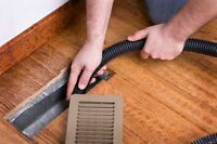 Duct Cleaning in $49 from CleanFreshAir Services Inc.