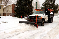 Be Prepared! Purchase Your Snow Removal Today!