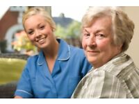CARE ASSISTANT AND NURSES