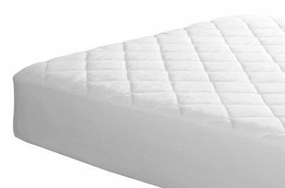 Plushy Comfort Sleeper Sofa Mattress Pad Cotton Top, In 600 Tc Egyptian Cotton
