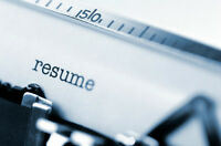 Professional Resume/Cover Letter – Affordable Rates