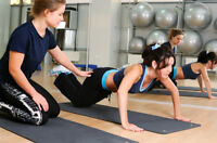 Personal Trainer in Whitecourt AB