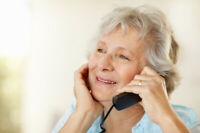 Have time to make a daily check in phone call?