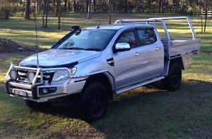 FORD RANGER PX XLT AUTO 2012 North Rothbury Cessnock Area Preview
