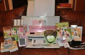 Cricut Expression – Pink Breast Cancer Pac+15 Cartridges SOLD!