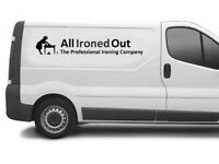 Ironers wanted for professional company