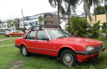 1985 Ford Falcon Sedan  Classic car