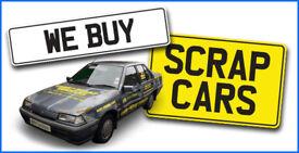 ♻️ WE BUY ANY SCRAP CAR ♻️ SCRAP CARS/VANS WANTED TOP PRICES PAID