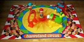 Happy Land Circus Set ELC