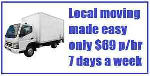 DISCOUNT REMOVALIST $69.00 PER HOUR NO CALL OUT FEES Carindale Brisbane South East Preview
