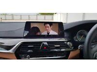 Bmw Video in motion VIM coding service