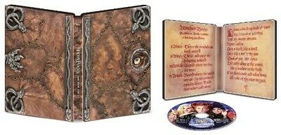 HOCUS POCUS 25th ANNIVERSARY BEST BUY LIMITED EDITION STEELBOOK *SOLD OUT* *NEW* - Best Halloween Family Movies