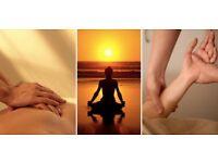 Massage, swedish, during Pregnancy, Babies.Head,Facial,Reflexology,hot stones.Waxing.Sray Tanning