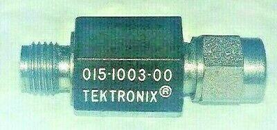 1 Tektronix 20db 18ghz 50 Ohm 2 W 10x Sma Fm Attenuator 015-1003-00