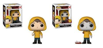 PRE-ORDER FUNKO POP! MOVIE IT BOTH CHASE AND REGULAR GEORGIE WITH BOAT