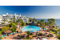 H10 Timanfaya Palace Bed and Breakfast 7 Nights in a Double Room -Playa Blanca, Lanzarote*ANY DATES*