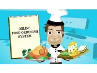 Free online food ordering system