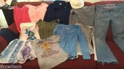 Juniors Clothing Lot Size 1