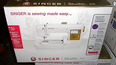 другие дома New Singer Studio S10