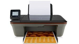 HP Deskjet All-in-one color printer Kingston Kingston Area image 1