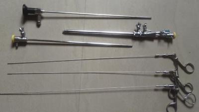 Hysteroscopy Set Operative Diagnostic Hysteroscopy Surgical Instruments