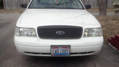 ford crown victoria 2011 spare parts