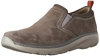 Men/'s Shoes Clarks Reazor Drive Leather Nubuck Driving Moccasin 23253 Navy *New*