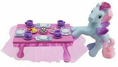BRAND NEW My Little Pony Crystal Princess Rainbow Castle Dining Room