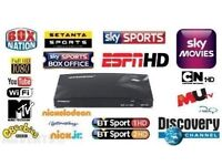 Sky box open box latest box over 900 channels openbox v8s not firestick android box