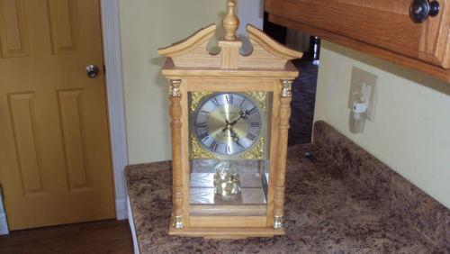Westminster chime clock ebay for General motors pension plan