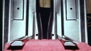 1974-1978 4-piece Floor pan set that fits a Nissan Datsun 260z-2 Belleville Belleville Area image 3