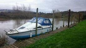 Jeff Hunton power boat Gazzelle