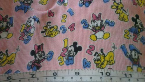Baby girl fabric ebay for Baby fabric uk