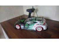 RC Drift Car Tamiya TL-01