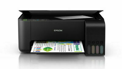 [EPSON] L3100 Fast Printer Color Inkjet Printer Integrated Ink Tank System