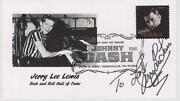 Jerry Lee Lewis Signed