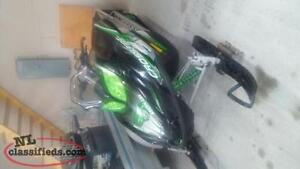 2009 Arctic Cat Crossfire 500