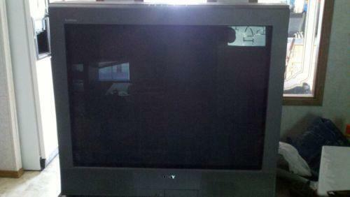 Sony Trinitron 32  Televisions