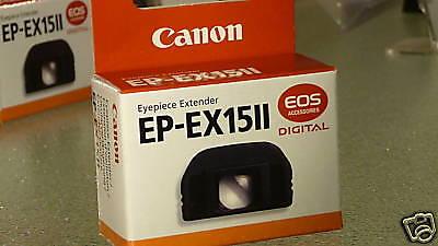 Canon EP EX15 II original Okularverlängerung für EOS