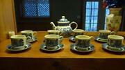 Blue Willow Teapot