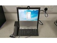 Cisco Tandberg TTC7-16 E20, 10.6inch LCD Grade A+ Video Conference Phone. Free post to UK