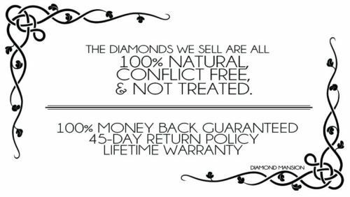 Natural Cushion Pave Set Diamond Engagement Ring - GIA Certified 1