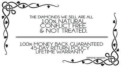 1.50ct Natural Round Thin Pave Diamond Engagement Bridal Set - GIA Certified 1
