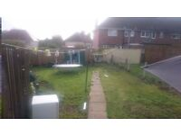 3 BED TERRACED COUNCIL HOME SWAP,NORTHAMPTON TO LUTON/LONDON